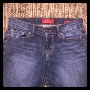 Lucky Brand straight classic jeans